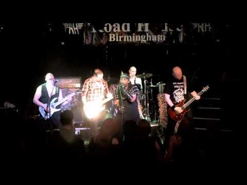 The Mighty Wraith @ The Birmingham Roadhouse Sat 1st Feb 2014
