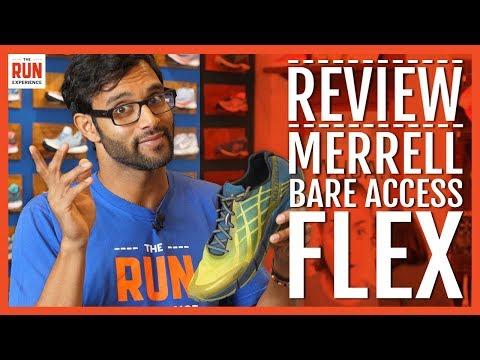Shoe Review | Merrell Bare Access Flex