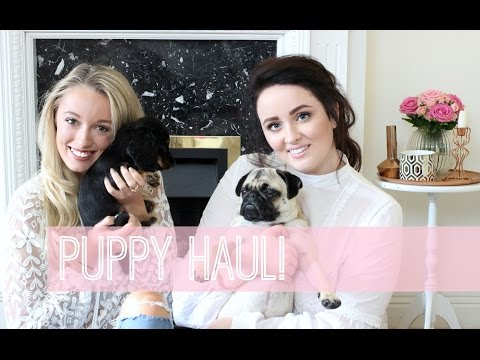 Puppy Haul With Becca Rose!  |  Fashion Mumblr