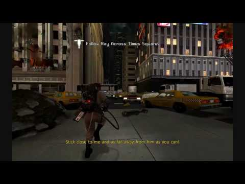 Gameplay de Ghostbusters The Video Game