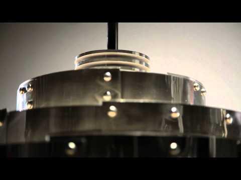 Video for Mitchel Field Vintage Aluminum One-Light Eighteen-Inch LED Flushmount