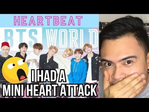 Filipino Reacts to BTS | HEARTBEAT MV | BTS WORLD OST