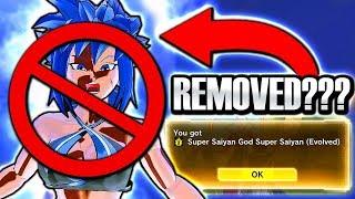 NEW SSGSS BLUE EVOLUTION SKILL REMOVED GLITCH? Dragon Ball Xenoverse 2 DLC Pack 10