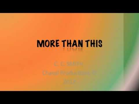 "MORE THAN THIS New Songs 2012 ""original music"""