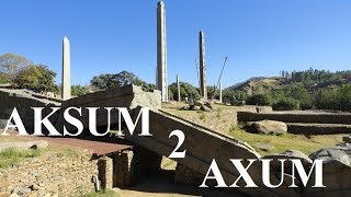 preview picture of video 'Ethiopia Aksum (Axum 2)  Part 15'