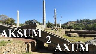 preview picture of video 'Ethiopia Aksum (Axum 2)  Part 15'