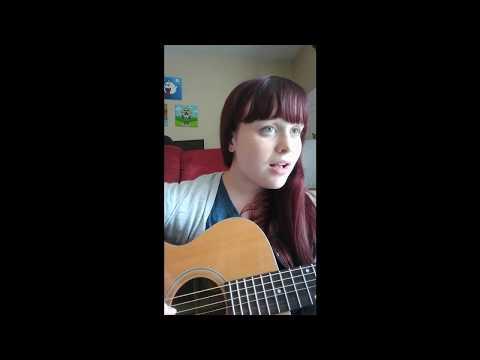 "Loralee singing her original song ""Goodnight"""