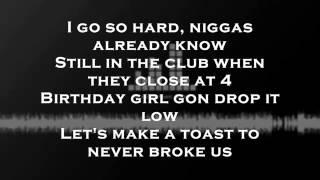 Ace Hood We On Lyrics