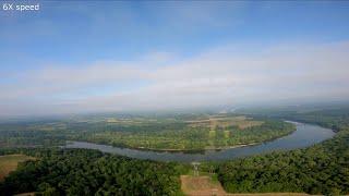 DJI HD FPV | 6.2 Miles Long Range | GoPro7 footage