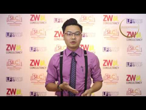Zyro Wong – SME & Entrepreneurship Business Award