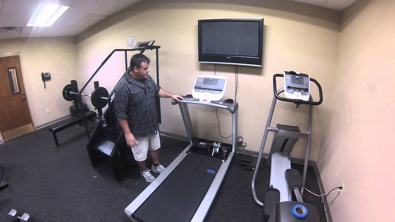 "YouTube Video Placeholder: ""How to Fix a Noisy Treadmill"""