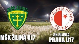 Záznam: FINÁLE Mintál Cup-u: MŠK Žilina - SK Slavia Praha