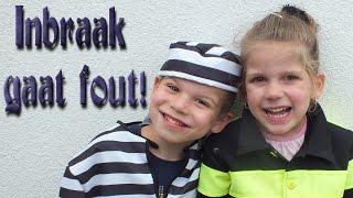 Vlog 209: INBRAAK GAAT FOUT!!! OPGEPAKT!!! HEFTIGE REACTIE!!!