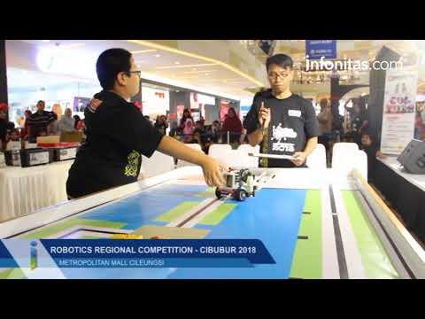 Robotics Regional Competition - Cibubur 2018, Metropolitan Mall Cileungsi