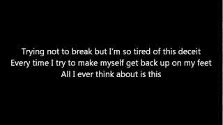 Linkin Park - From The Inside (Lyrics & High Quality Mp3)