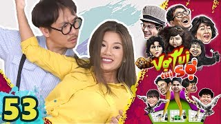 VỢ TUI TUI SỢ | Tập 53 FULL | Pom bựa cùng người đẹp bất ngờ tham gia gameshow 'Cặp Đôi Hoàn Hảo'