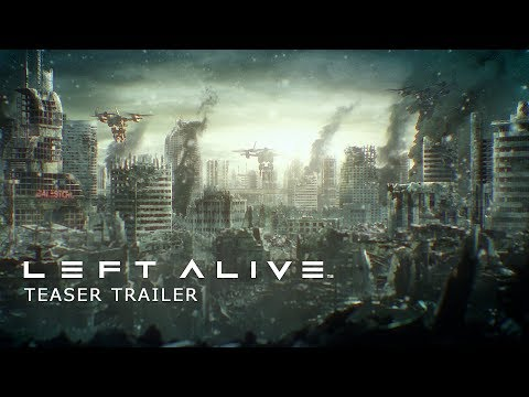 Left Alive - Announcement Teaser thumbnail