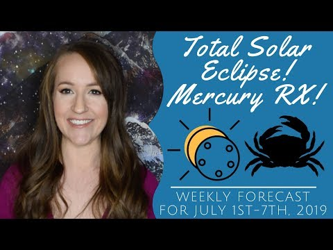 Download Solar Eclipse Cancer New Moon July 2019 Astrology Forecast