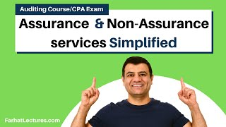 Assurance, Non-Assurance, Audit and Attestation Services | Auditing and Attestation | CPA Exam