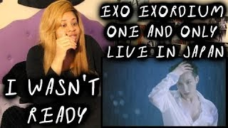 REACTION TO EXO EXORDIUM ONE AND ONLY LIVE IN JAPAN