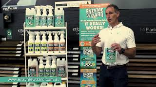 Enzyme Wizard Cleaning – No Rinse Floor Cleaner Training Video