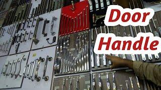 door handle design at jinnah trading hard ware shop display | hardware shop | home accessories