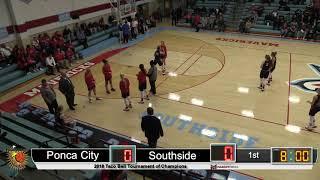 TOC Game 3: Ponca City vs. Southside 12/6/18