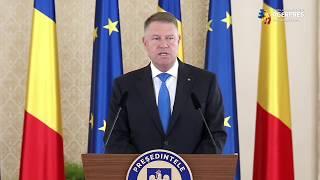 Iohannis, lui Orban: Vă doresc mult succes, inspiraţie în formarea guvernului şi în negocierea voturilor pentru învestitură!