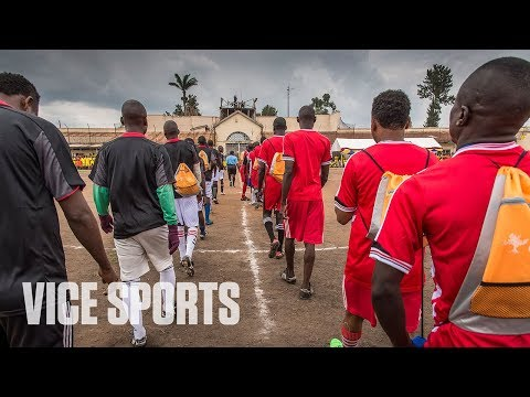 Prison Soccer in Uganda: VICE World of Sports