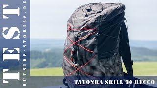 Produkttest Tatonka Skill 30 RECCO