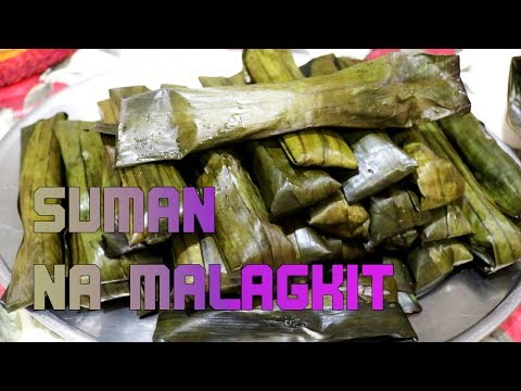 Download How To Cook Suman Na Malagkit (Tagalog) HD Mp4 3GP Video and MP3