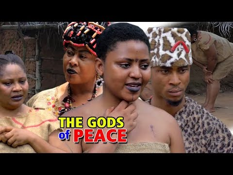 The Gods of Peace Season 1 - Regina Daniels 2018 New Nigerian Nollywood Movie |Full HD