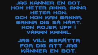Basshunter - Boten Anna Lyrics Video