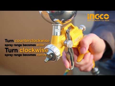 Ingco Asg4041 Spray Gun
