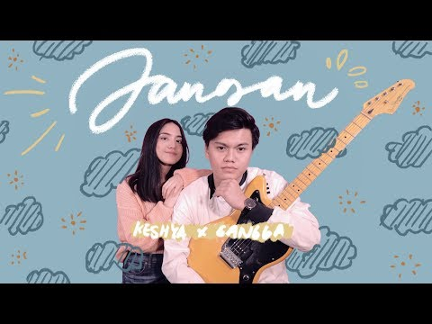 Jangan - Marion Jola ft. Rayi Putra (Cover) | keshya x gangga