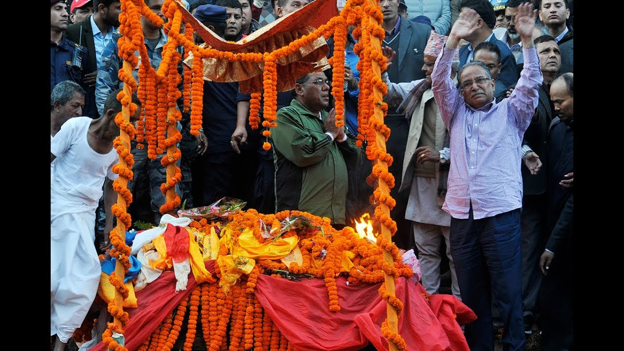 Final Journey of Prakash: Paris Danda to Pashupati