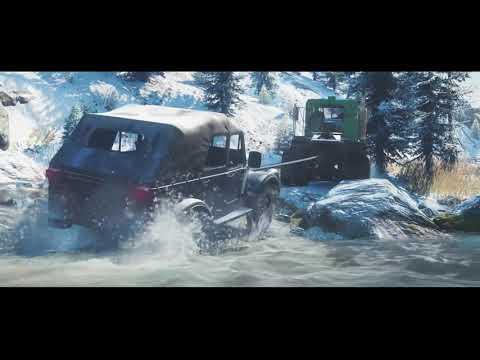 Видео № 0 из игры SnowRunner [PS4]