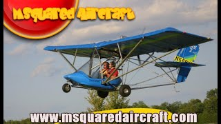MSquared Aircraft, Rotax 912 100 HP, Aircraft Engine Installation