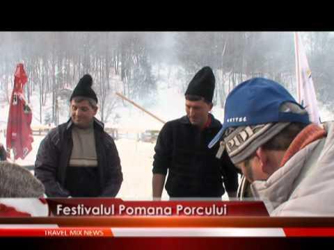Festivalul Pomana Porcului