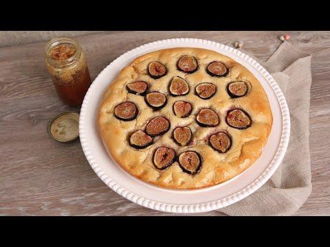 Honey Fig Focaccia Recipe | Episode 1098