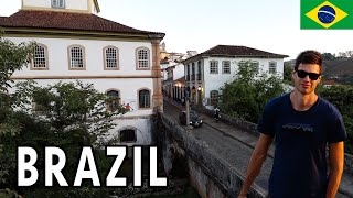 This Is BRAZIL As Youve Never Seen Before... 🇧🇷 (UNFORGETTABLE TOWN)