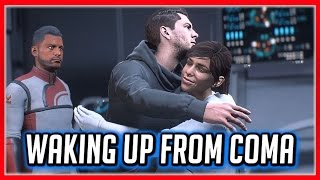 Mass Effect ANDROMEDA: Twin Sister Wakes Up from Coma