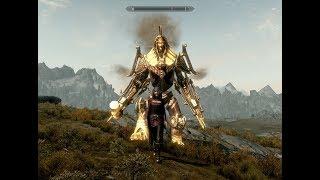 The Elder Scrolls V: Skyrim. Мертвый трэлл. Мастер - кузнец. Прохождение от SAFa