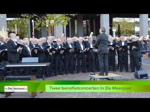 VIDEO | Flevo's Mannenkoor en Trijntje Oosterhuis zingen voor het goede doel