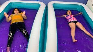 Last To Leave the Purple Slime Pool wins $10,000