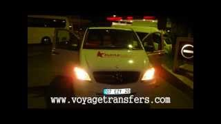 preview picture of video 'Voyage Transfers   Flughafentransfers Antalya Nach Okurcalar'