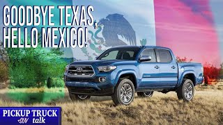 Big Changes for Toyota Tacoma Production, More Toyota Tundra, Sequoia