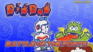 Battle of the Ports - Dig Dug (ディグダグ) Show #227 - 60fps