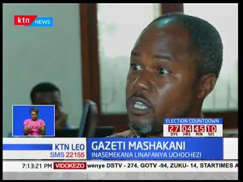 Serikali ya Tanzania yafunga gazeti ya mwanahalisi kwa uchochezi