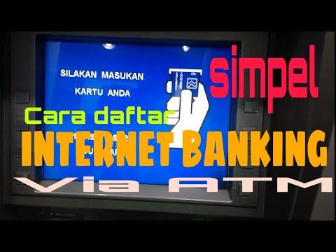 Cara Lengkap Daftar BRI Mobile Internet Banking Lewat ATM, Lebih Cepat.